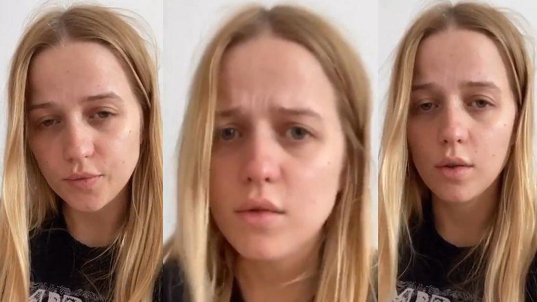 """ZMARNOWANA Jessica Mercedes zabiera głos w sprawie """"afery metkowej"""": """"Ostatnie dni mocno mnie DOJECHAŁY"""""""