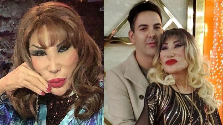 68-letnia meksykańska aktorka Lyn May JEST W CIĄŻY! Ojcem ma być 28-latek