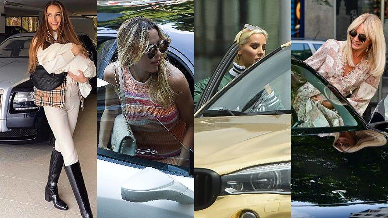 Czym wożą się polscy celebryci? Rekordziści mają auta warte MILIONY (ZDJĘCIA)