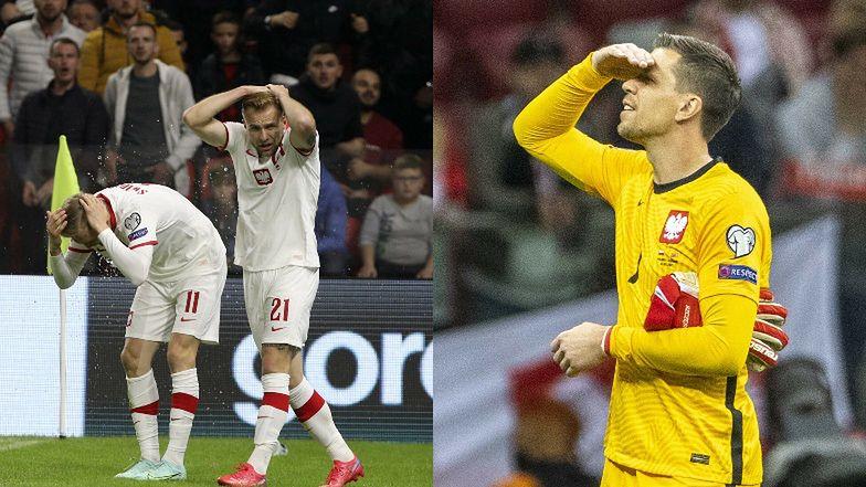 Polscy piłkarze OBRZUCENI BUTELKAMI przez pseudokibiców w Albanii! Reakcja Wojciecha Szczęsnego podbija sieć