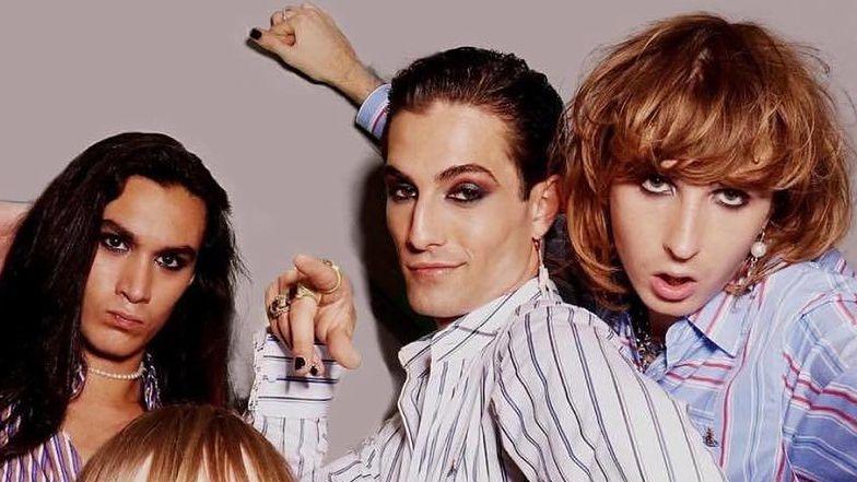 Zespół Maneskin na zdjęciach z DZIECIŃSTWA! Damiano David i Ethan Torchio wyglądają jak aniołki (ZDJĘCIA)
