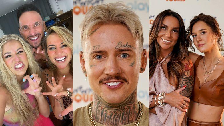"""Ata Postek, Stifler i Madzia Wójcik dokazują za kulisami promocyjnej sesji """"One Night Squad"""" (ZDJĘCIA)"""