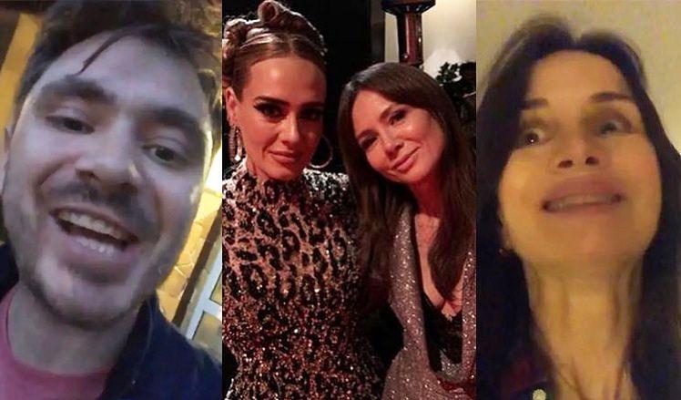 """ŻENADA ROKU 2020: Wybryki Daniela Martyniuka, Rusin """"imprezująca"""" z Adele, koronasceptyczni celebryci..."""