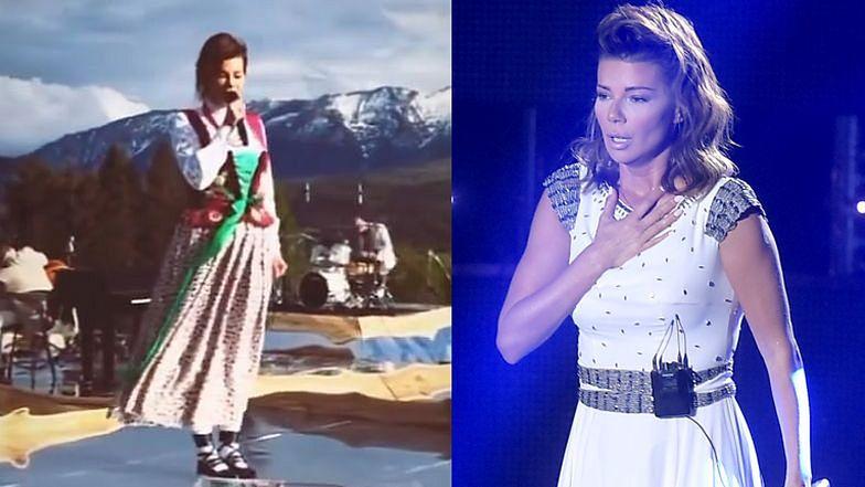 """Edyta Górniak chwali się kolejnym koncertem. Fanka: """"Tylko nie śpiewaj Krawczyka"""""""