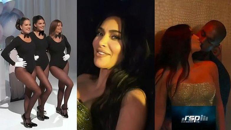 Kardashianki zorganizowały dla Kim imprezę-niespodziankę z okazji jej 40. urodzin już MIESIĄC temu (ZDJĘCIA)
