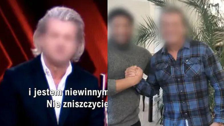 """W """"Uwadze"""" pokazano zdjęcia """"gwiazdora TVP oskarżanego o gwałt"""" i przeprowadzono WYWIAD Z OFIARĄ. """"Powiedział mi, że ma WPŁYWY W POLSCE"""""""