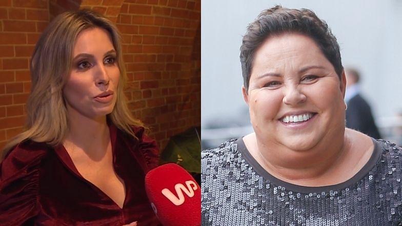 """Agnieszka Hyży zachwyca się Dorotą Wellman: """"JEST AUTORYTETEM. Przedstawicielką pokolenia, które zna inne media"""""""