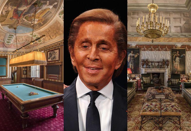 Valentino Garavani sprzedaje luksusową willę w Toskanii