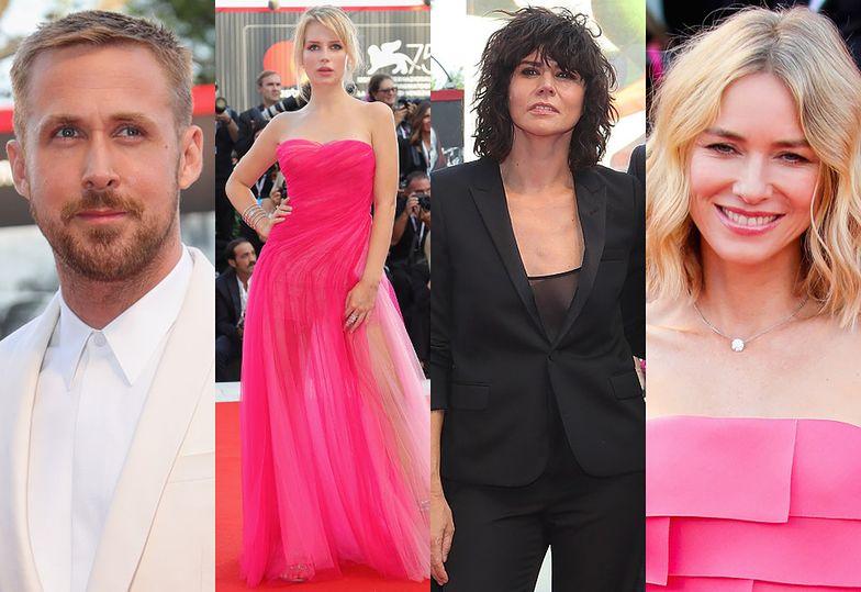Ryan Gosling, Lottie Moss, Małgorzata Szumowska i Naomi Watts