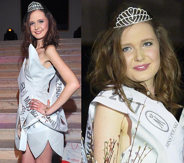 Wybrano Miss Warszawy (ZDJĘCIA)