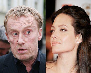 Olbrychski zagra z... Angeliną Jolie!