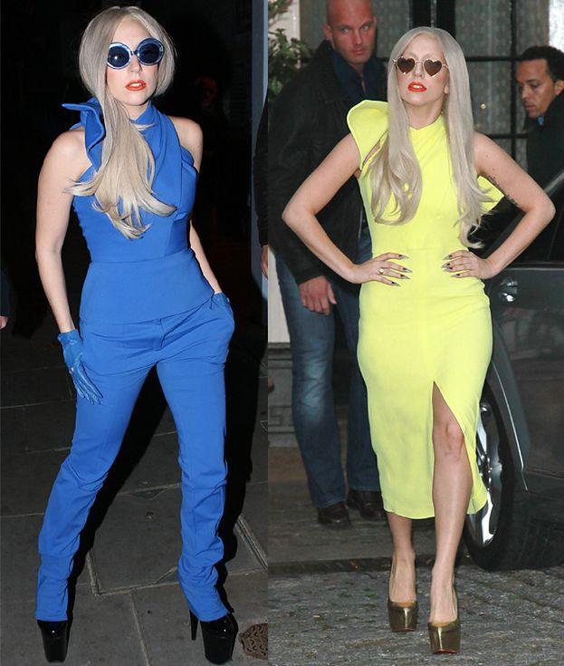 Żółta czy niebieska?