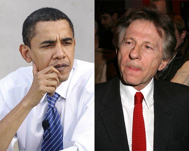 Polański napisał list do... Obamy!