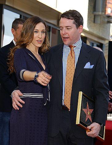 Sarah Jessica Parker zdradzana przez męża!