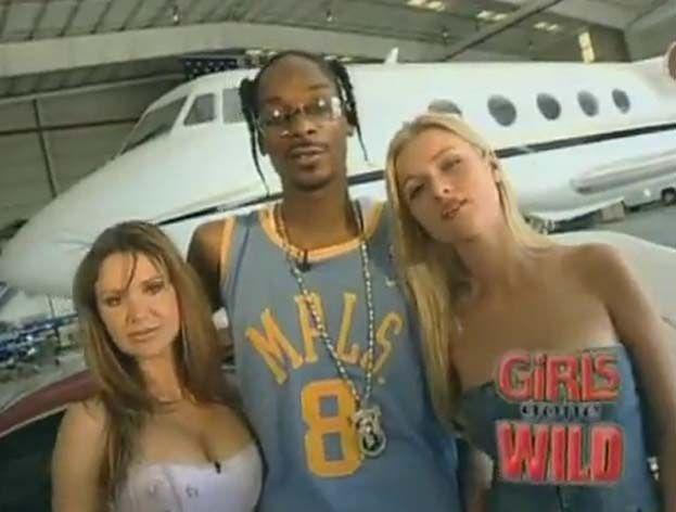 Joanna Krupa jako laska... Snoop Dogga! (WSTYD?)