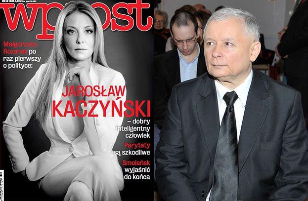 """""""Kaczyński to INTELIGENTNY, CIEPŁY, DOBRY CZŁOWIEK!"""""""