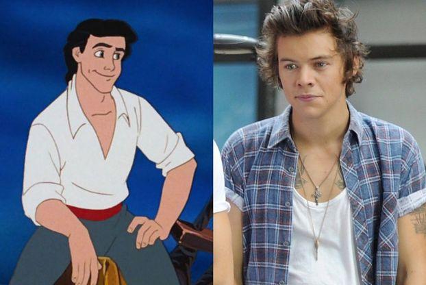 """Harry Styles wystąpi w """"Małej Syrence""""? Ma szansę na rolę księcia Eryka"""
