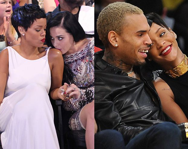 """""""Nie może patrzeć, jak Rihanna rujnuje sobie życie"""""""
