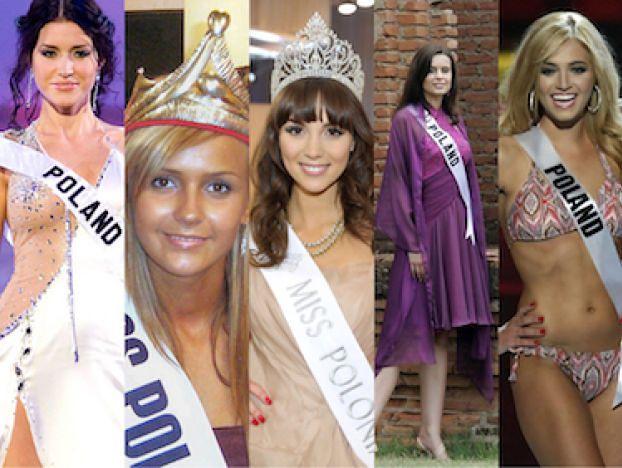 Polskie kandydatki na Miss Universe z ostatnich 10 lat (ZDJĘCIA)