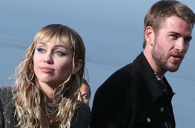 Miley Cyrus ROZSTAŁA SIĘ z Liamem Hemsworthem po siedmiu miesiącach małżeństwa!
