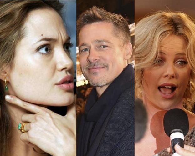 """Jolie i Theron od dawna są rywalkami? """"Festiwal nienawiści między nimi trwa od lat"""""""