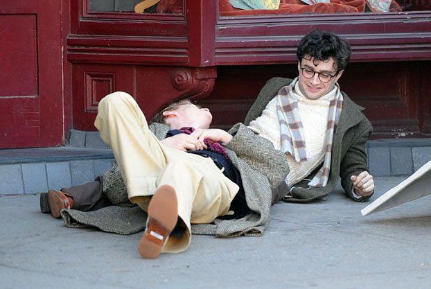 Radcliffe ZNOWU PIJE! Spadł ze sceny…