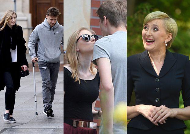 """Szczęśliwa Agata Kornhauser-Duda: """"Jestem gotowa zostać babcią!"""""""