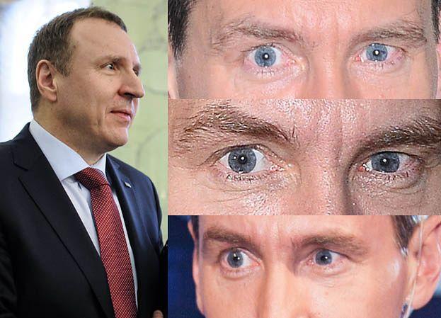 """Kurski wyjaśnia powód zwolnienia Kraśki: """"Rzucał diabelskie spojrzenia"""""""