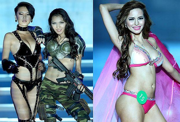 """Poznajcie """"Miss Bikini Universe""""! (ZDJĘCIA)"""