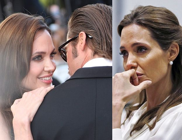 """Angelina o ślubie z Bradem: """"Pobraliśmy się bez romantyzmu!"""""""