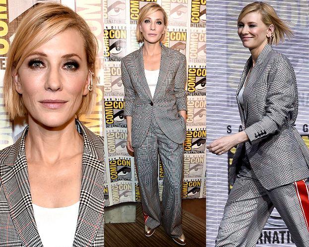 Cate Blanchett w garniturze za 11 tysięcy
