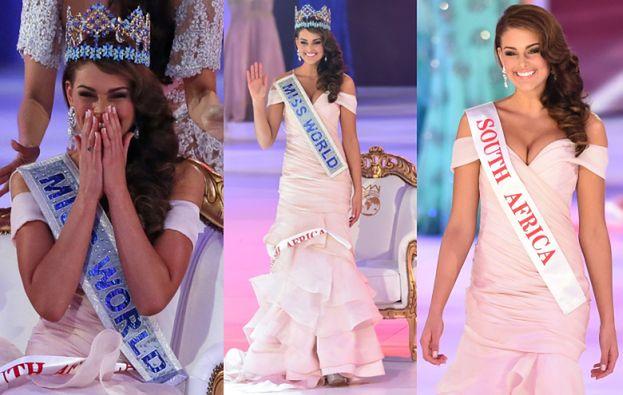Poznajcie nową Miss Świata! (ZDJĘCIA)