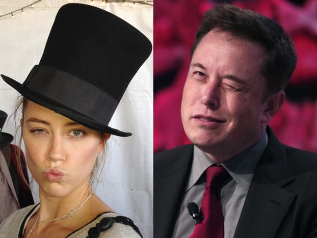 """Heard i Musk znowu do siebie wrócili? """"Przyjaciele próbowali go ostrzec, że to zwykła PANI DO TOWARZYSTWA..."""""""