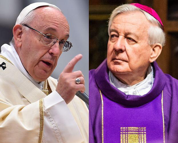 """Watykan interweniuje w sprawie biskupa Paetza! """"Papież zaleca ŻYCIE W ODOSOBNIENIU"""""""