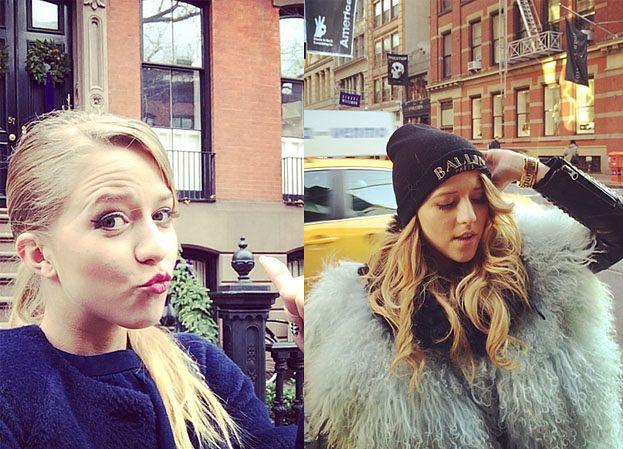 """Jessica Mercedes w Nowym Jorku: """"CZEKAM NA SARAH JESSIKĘ PARKER!"""""""