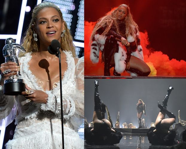 MTV VMA: Beyonce pobiła rekord Madonny! Ma już 23 statuetki!