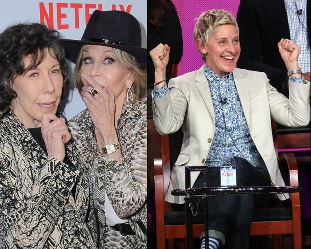 """81-letnia Jane Fonda narzeka na wibratory: """"Druk na etykiecie jest zbyt mały"""""""