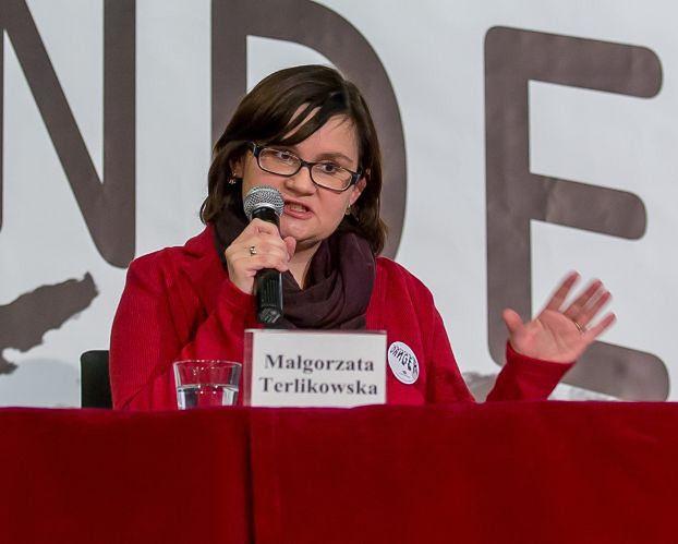 """Terlikowska: """"GODNOŚĆ KOBIETY ZOSTAŁA ABORTOWANA! Prawa kobiet, czyli jakie prawa?"""""""