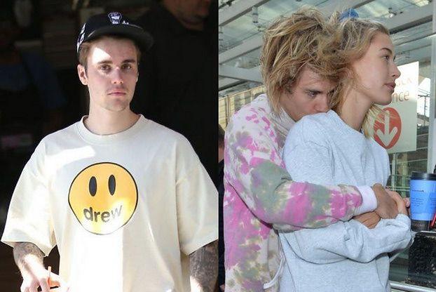 """Justin Bieber chwali się intymnym zdjęciem z Hailey Baldwin: """"Moje usta są zazdrosne o ramiona, bo mogę Cię w nich trzymać"""""""