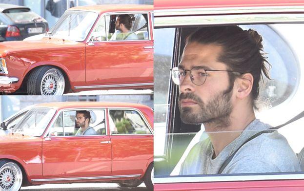 Radzimir Dębski jeździ Dużym Fiatem (ZDJĘCIA)