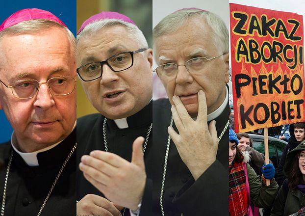 Biskupi chcą całkowitego zakazu aborcji z okazji... rocznicy chrztu Polski!
