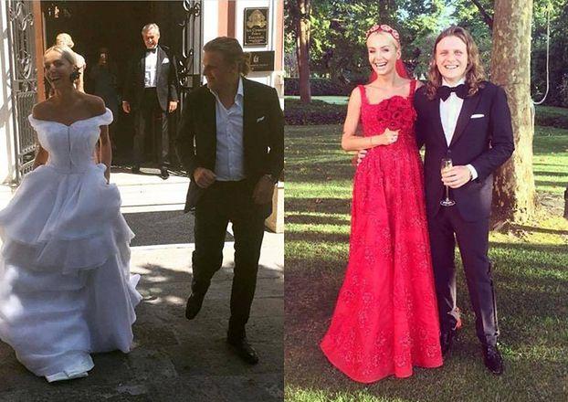 Tak wyglądał ślub Staraków (FOTO)