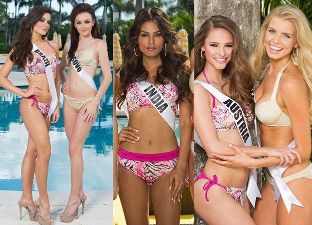 KANDYDATKI na Miss Universe! (ZDJĘCIA)