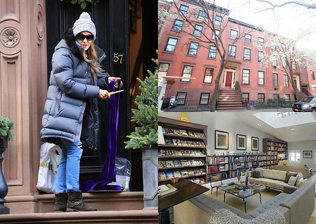 Sarah Jessica Parker sprzedaje dom w Nowym Jorku! PIĘKNY?