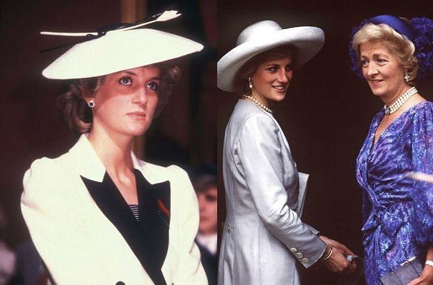 """Matka księżnej Diany miała jej za złe związek z Dodim Al-Fayedem. """"Wychowałam d***kę"""""""