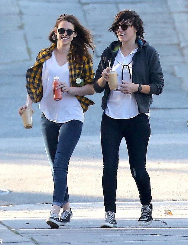 Kristen Stewart ma nową... DZIEWCZYNĘ!