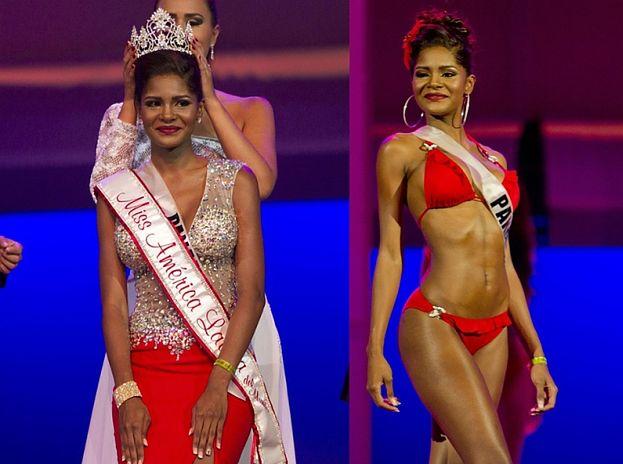 Poznajcie Miss Ameryki Łacińskiej! (ZDJĘCIA)