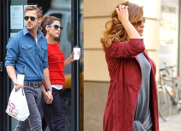 Eva Mendes i Ryan Gosling znowu zostaną rodzicami!