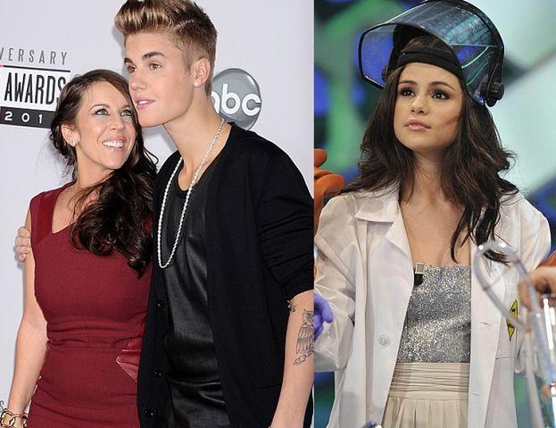 Matka Biebera namawia Selenę, żeby do niego wróciła!