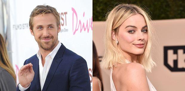 Ryan Gosling zagra KENA u boku Margot Robbie w roli BARBIE!
